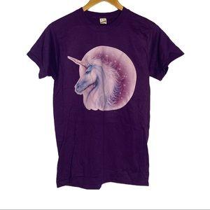 Vintage Screen Stars Unicorn Single Stitch T-Shirt